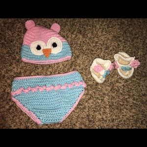 Other - Crochet picture set